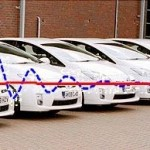 Impact of Plug-in Vehicles on Power System Stability
